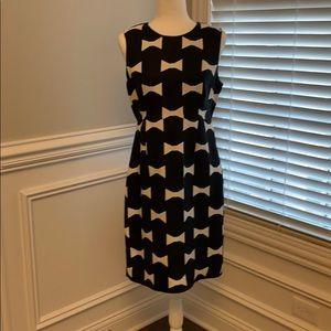 Kate Spade Bow Sleeveless Dress